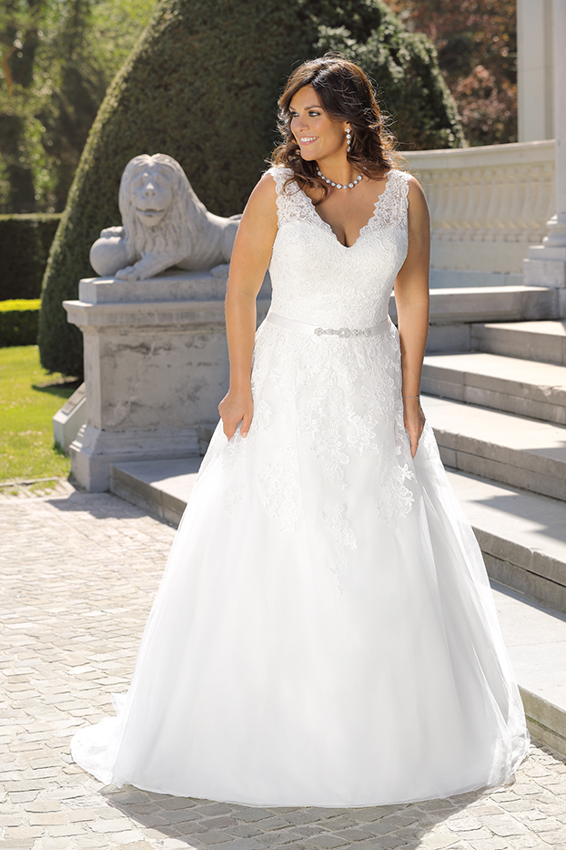 Brautkleid-LS 219004