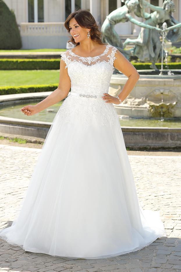 Brautkleid-LS 219013