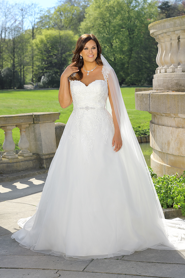 Brautkleid-LS 319021