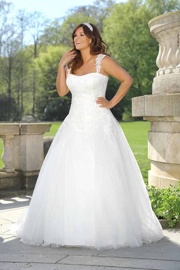 Brautkleid-LS 319100