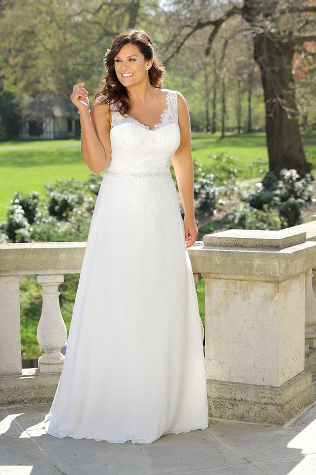 Brautkleid-LS 519035
