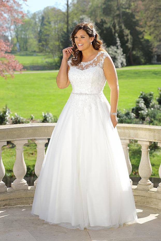Brautkleid-LS 719035